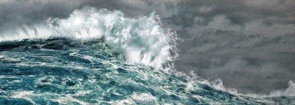 Treacherous Seas – Trevan Hiersche Photography
